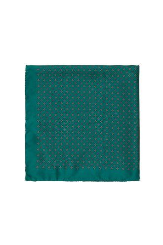 Spencer scarf 7796, DARK GREEN, hi-res